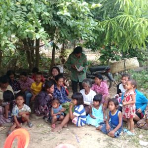 A Simple Need in Cambodia