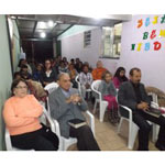 Building Celebration in Planalto!