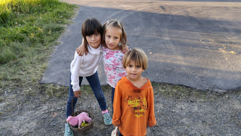 Children in Passo de Torres, Brazil - Interview on Spirit FM
