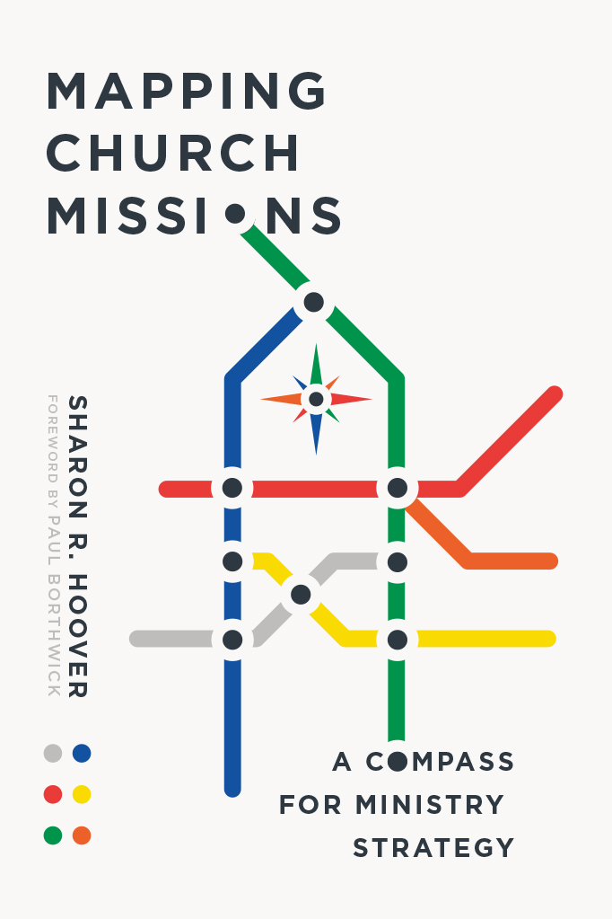 Author Sharon Hoover on Mapping Church Missions
