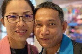 Church Planter Profile: Somchai & Aun